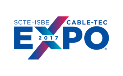 Cable Prep Exhibits at October 2017 Cable-Tec Expo®.